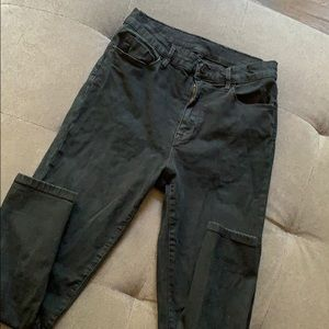 Urban Outfitters Black Skinny Jean
